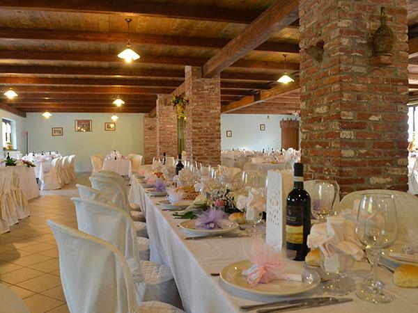 Matrimonio Rustico Torino : Cascina smiraglia per il ricevimento ristorante