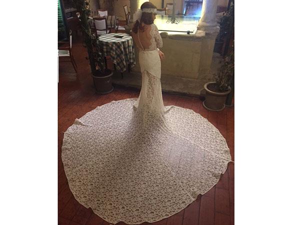 Jes Bridal - Haute Couture - by Sartoria San Lazzaro propone l'abito da sposa a partire da 1800 euro