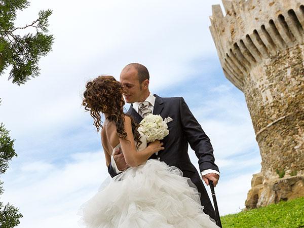 Scegliendo Foto GR per le nozze, le immagini di gruppo da consegnare a fine giornata sono in omaggio