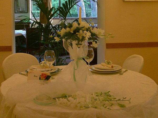 Al ristorante Villa dei Limoni, il menù di nozze per i bambini parte solamente da 15/20 euro