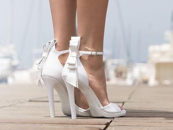 Francesco Scarpe Sposa Prezzi.Tulle Calzature Sposa Look E Abbigliamento Scarpe Sposa Torino