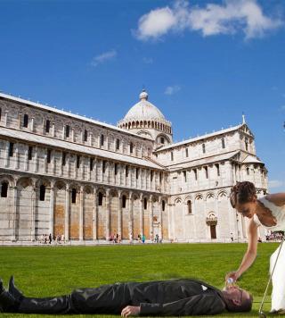 Le 3 foto del matrimonio a Pisa che proprio non possono mancare nell'album dei ricordi