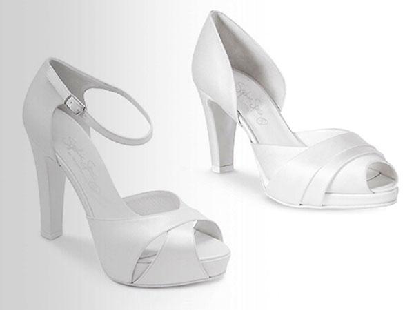 Scarpe Sposa Reggio Calabria.Tulle Calzature Sposa Look E Abbigliamento Scarpe Sposa Torino