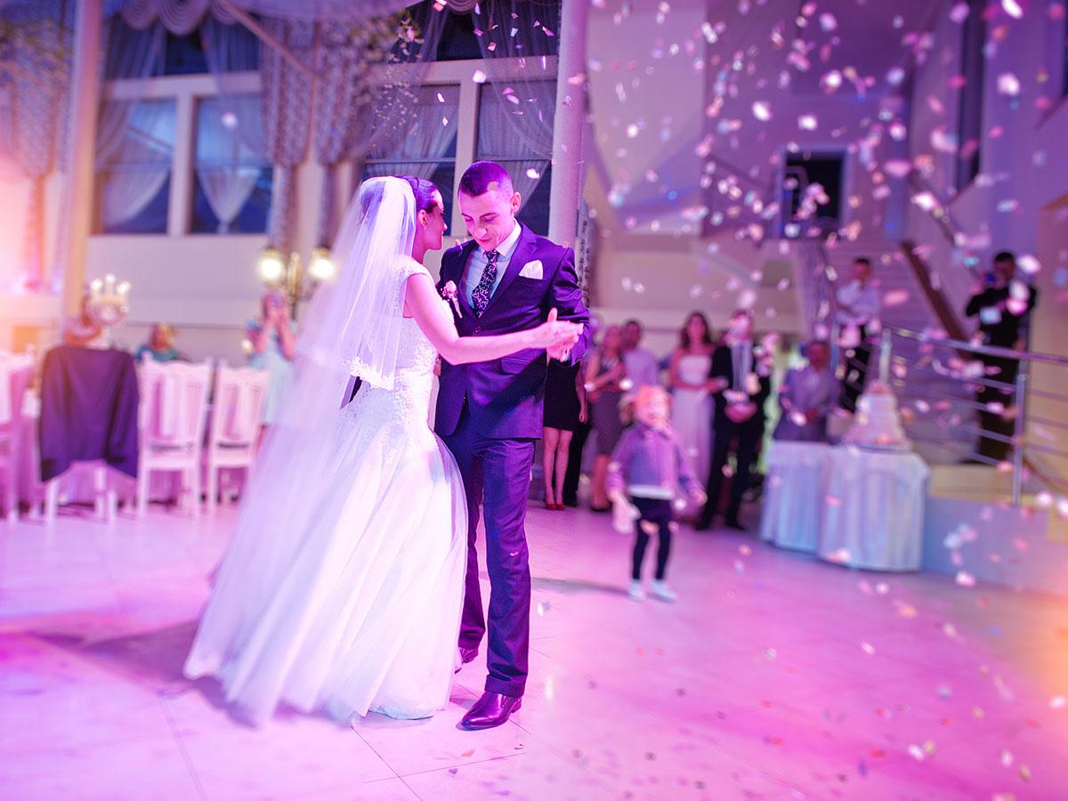 Musica ed emozioni sono le protagoniste del vostro video delle nozze