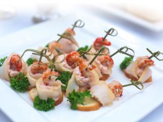 Piatti e idee originali per menù di nozze alternativi e fuori dal comune