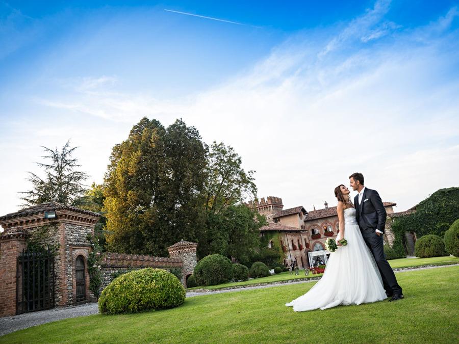 Sposarsi in un castello, la coronazione di un sogno per un evento tanto speciale