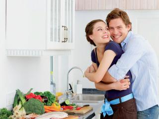 Un piccolo, comodo e funzionale regno chiamato cucina direttamente a casa vostra