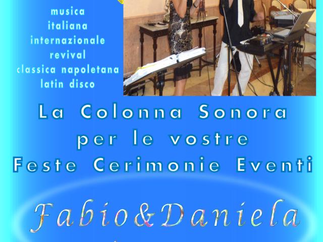 Fabio Sarno & Daniela Piano Bar