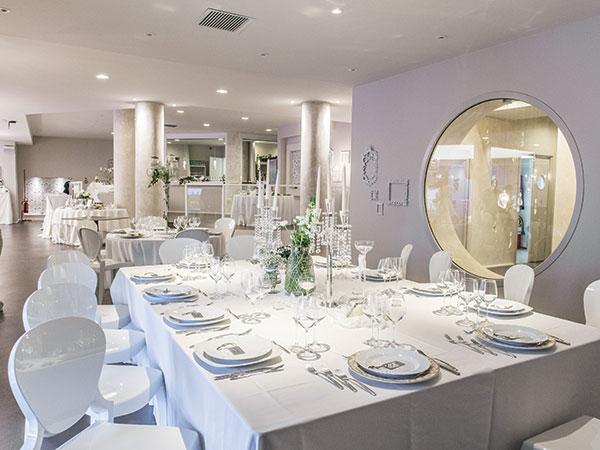 Il ristorante Events Saluzzo sconta del 10% tutti i servizi nei giorni feriali e fuori stagione