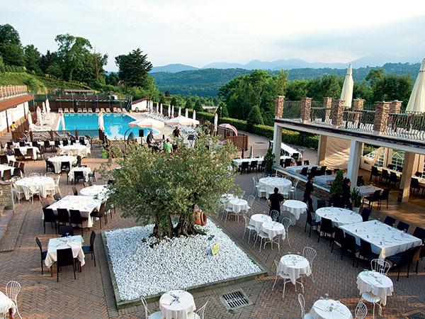 Menù bimbi da 25 euro, gratis fino a 5 anni, per i ricevimenti organizzati al ristorante Le Maddalene