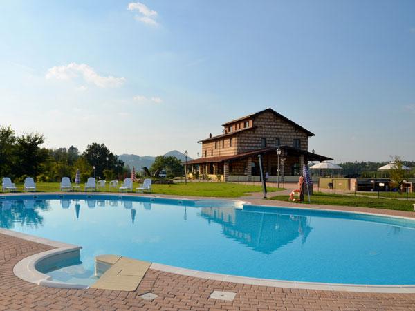 5% di sconto per gli sposi che prenotano il ricevimento di nozze presso il Monferrato Resort