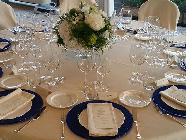 Degustazione del menù gratuita per gli sposi che prenotano il ristorante Il Ristoro del Priore