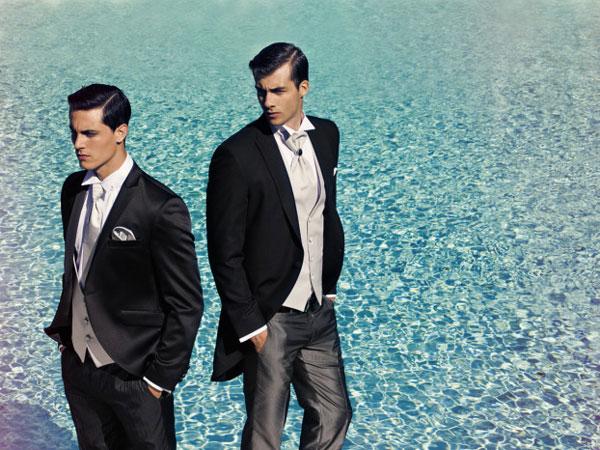 Approfittate del vantaggioso 5% di sconto sull'acquisto degli abiti da sposo presso l'Atelier Glamour
