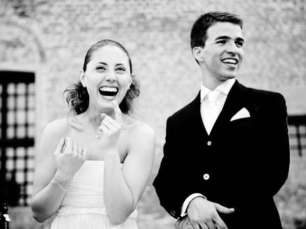 Le stampe immediate il giorno delle nozze sono in omaggio con il pacchetto album+video di Ideal Foto