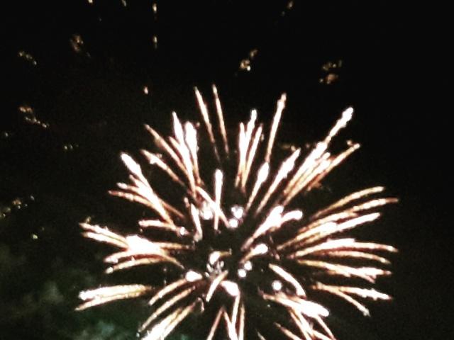 Italian Fireworks