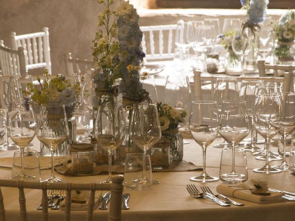 La Nicchia catering offre agli sposi la possibilità di provare la sua cucina nel proprio ristorante