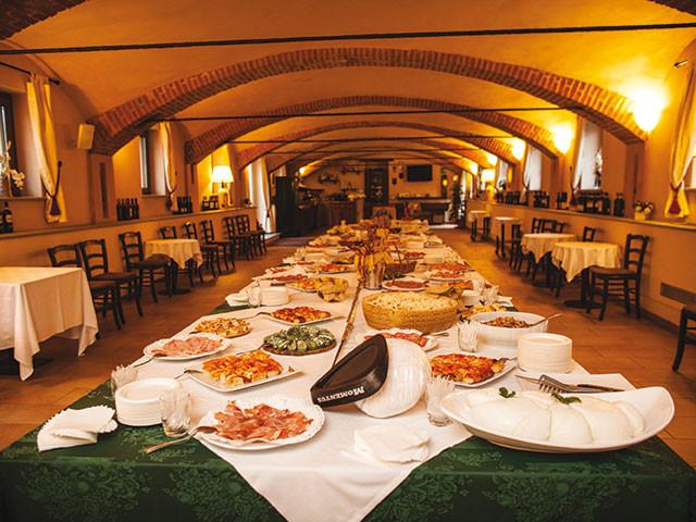 L'Ultimo Borgo si prende cura degli invitati più piccini con menù bimbi gratuiti fino ai 3 anni