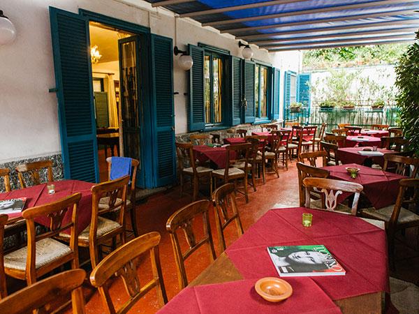 Al ristorante Ciacolon i bambini sono coccolati da menù personalizzati gratis fino ai 3 anni
