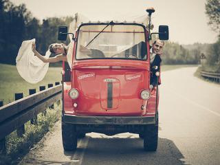 10% di sconto agli sposi che commissionano il servizio fotografico delle nozze a One Day Photography