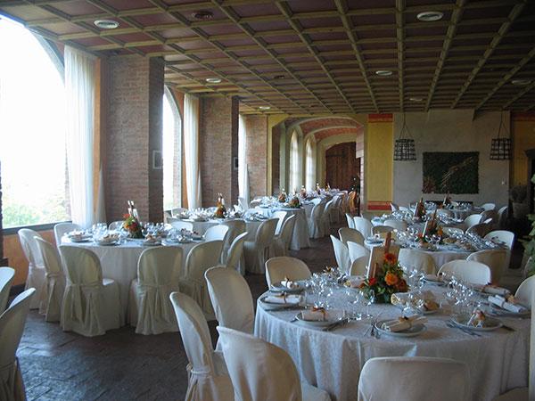 Presso l'Agriturismo del Luogo i menù bimbi partono da soli 20 euro in occasione delle nozze