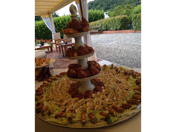 AnnElizabeth Banqueting coccola i vostri piccoli ospiti con menù dedicati, gratis fino ai 3 anni