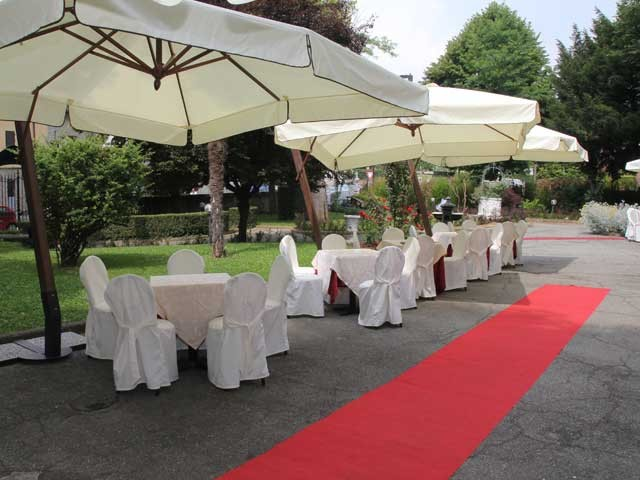 10% di sconto per gli sposi che scelgono il ristorante Antica Villa per il ricevimento di nozze
