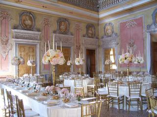 Affittando l'intera struttura, il Castello di San Giorgio omaggia gli sposi con una camera a scelta