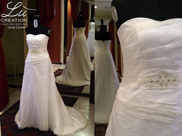 Vestiti Da Sposa 1500 Euro.Da Lu Creation Troverete Il Perfetto Abito Da Sposa Completo Di
