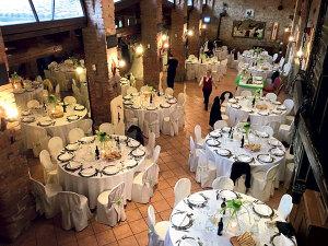 10% di sconto sui ricevimenti di nozze organizzati presso il ristorante Locanda dell'Angelo