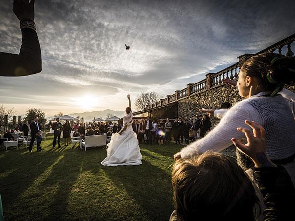 Prenotando il servizio fotografico per le nozze da Immagini d'Autore il wedding box è in regalo