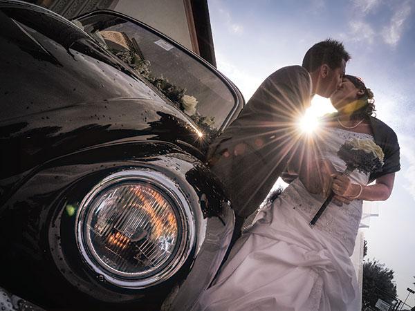 Una pioggia di regali per tutte le coppie che scelgono lo studio fotografico Reporter Foto e Video