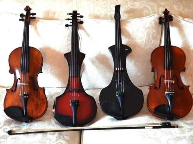 Roberto Ronco Violinista