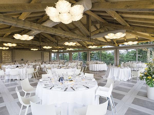 Wedding suite e degustazione omaggio per gli sposi che prenotano il banchetto al Ristorante 21.9