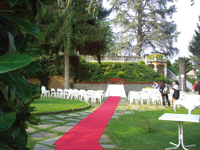 A Villa Salzea l\'affitto della location nei giorni feriali e fuori stagione è ancora più conveniente