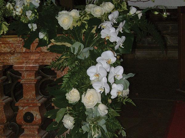 Florever Katia applica un interessante 5% di sconto su tutti gli acquisti floreali per le nozze