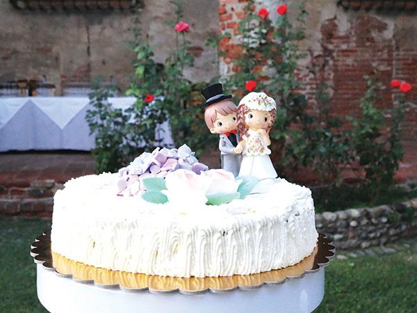 Interessante 5% di sconto per gli sposi che prenotano il ricevimento con il catering Il Particolare