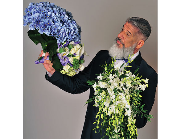 Il grazioso bouquet da lancio è in omaggio presso Florever Katia con una spesa minima di 500 euro