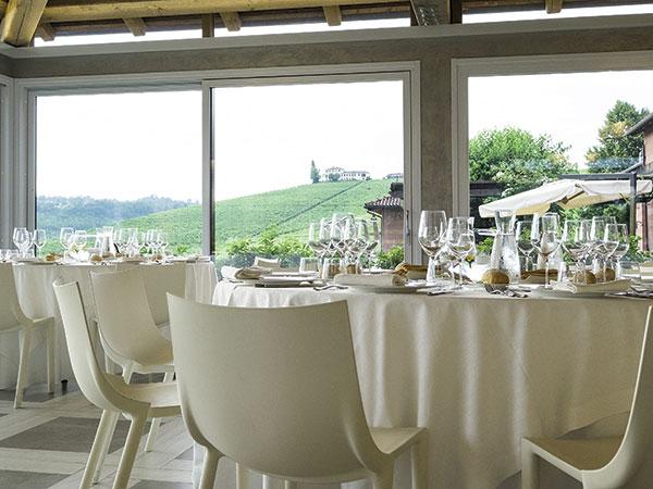 Menù bimbi da 30 euro, gratis fino ai 3 anni, per i ricevimenti di nozze presso il Ristorante 21.9