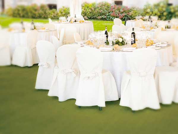 I menù bambini del catering per matrimoni La Pineta sono gratuiti fino agli 11 anni d'età