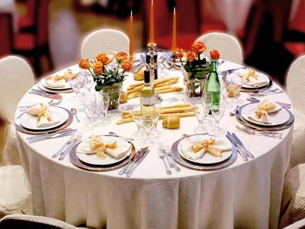Il menù degustazione è offerto a tutti gli sposi che scelgono il servizio del Catering Piemonte