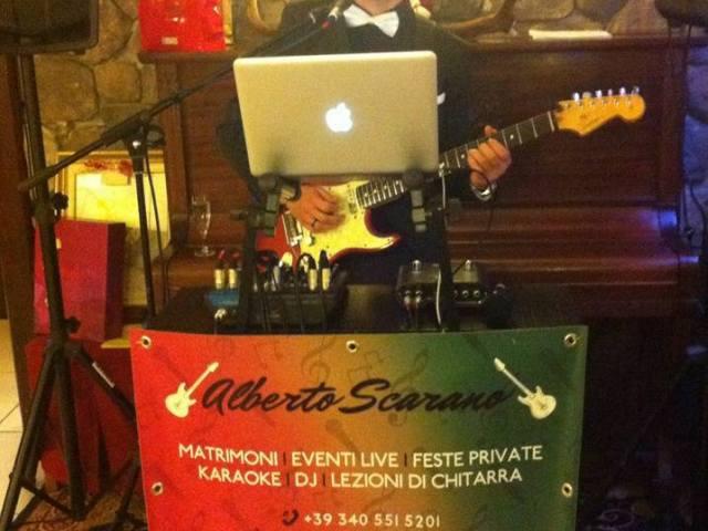 Alberto Scarano