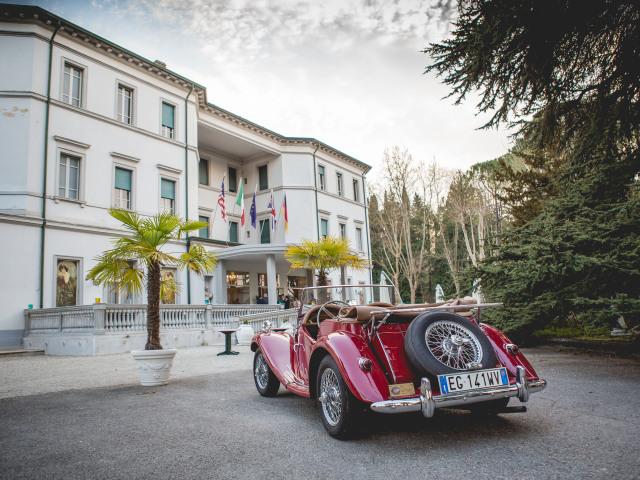 Aquavitae Ristorante Grand Hotel Terme