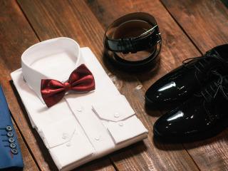 L'analisi al microscopio del DNA di un abito da sposo che rasenta la perfezione