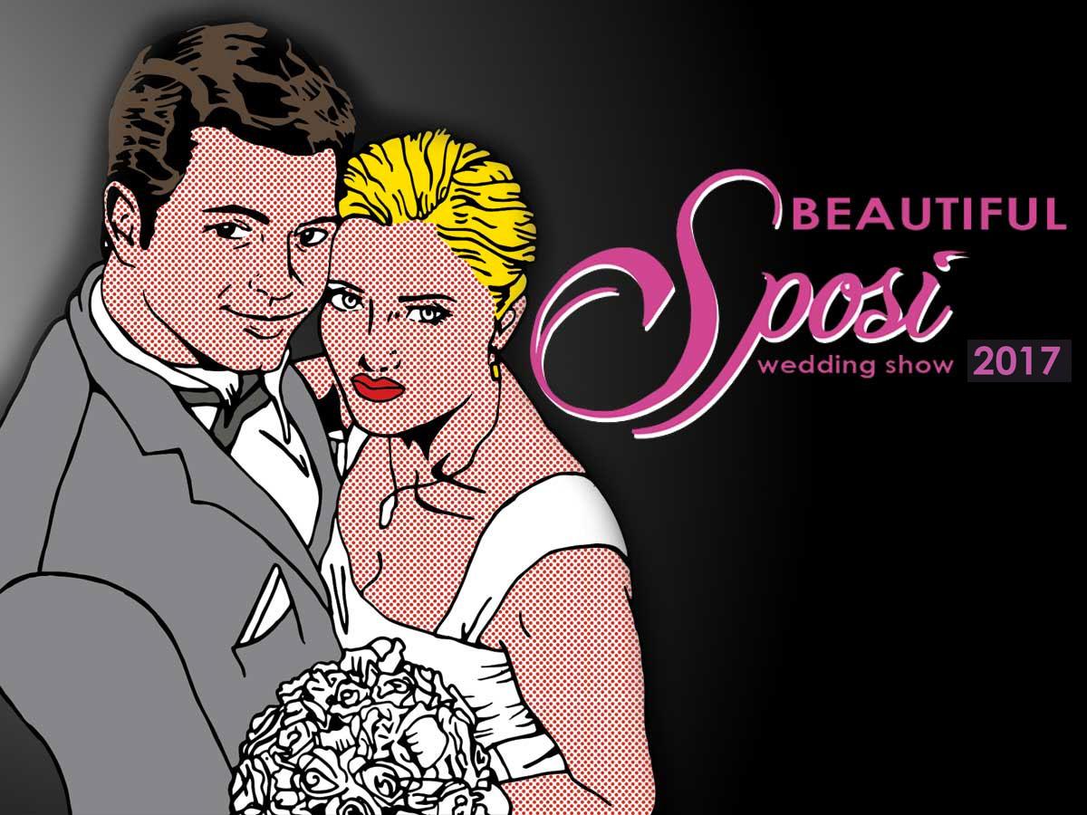 Beautiful Sposi 2017 wedding show vi aspetta il 21 e 22 gennaio a Torre del Lago (LU)