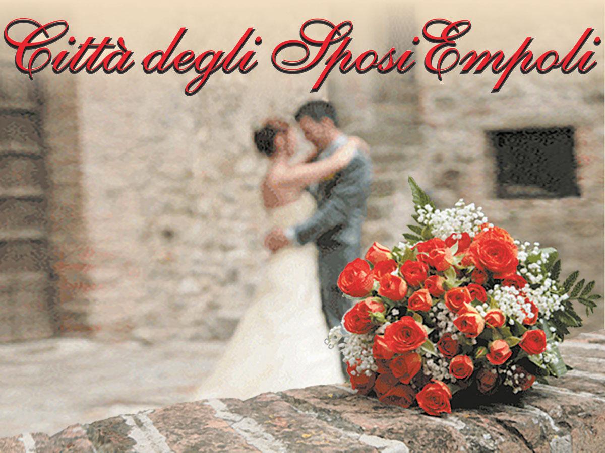 La Città degli Sposi il 19 e 20 novembre 2016 è a Empoli!