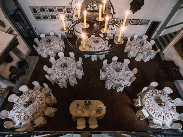 Les Chef Blanc Wedding Planner e Ricevimenti