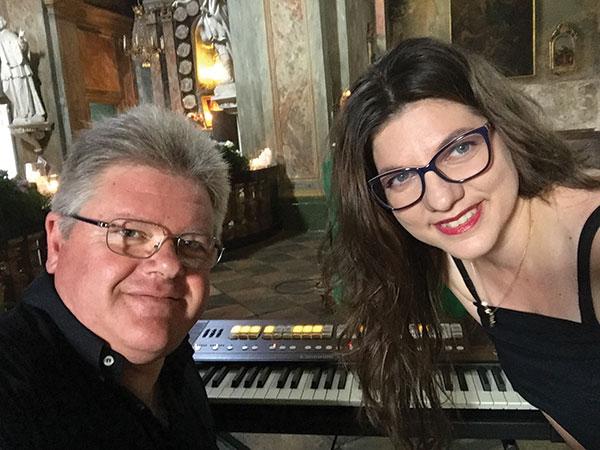 Duo Giancarlo Music applica il 10% di sconto sull\'accompagnamento musicale per le nozze