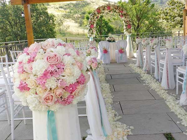 Scoprite l\'offerta di Enjoyevents Wedding & Event Lab per lo speciale giorno delle vostre nozze