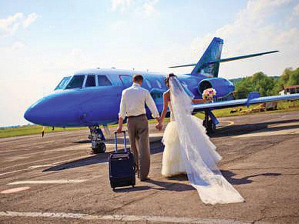 L\'agenzia Pangea Viaggi regala i segnalibri personalizzati agli sposi che scelgono la lista nozze