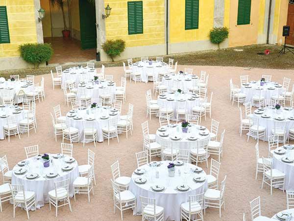 Riso & Risa Ricevimenti e Catering regala a tutti gli sposi la degustazione del menù di nozze